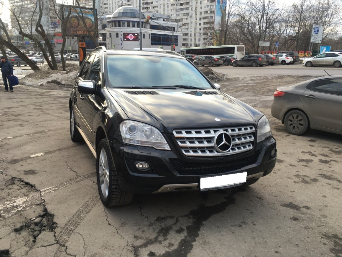 Mersedes-Benz ML 320 (дизель)