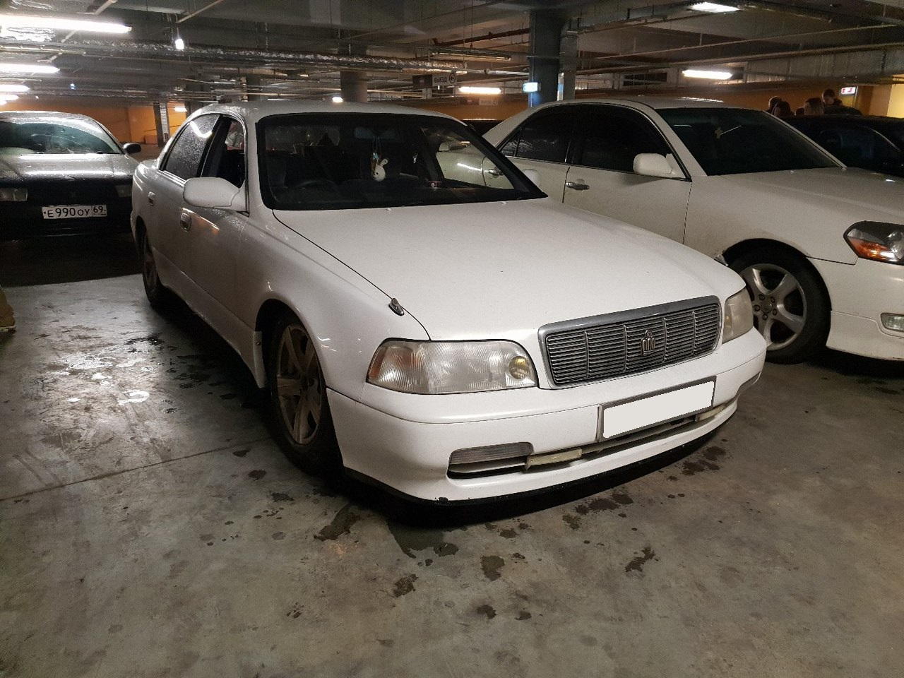 Toyota Crown Majesta UZS141